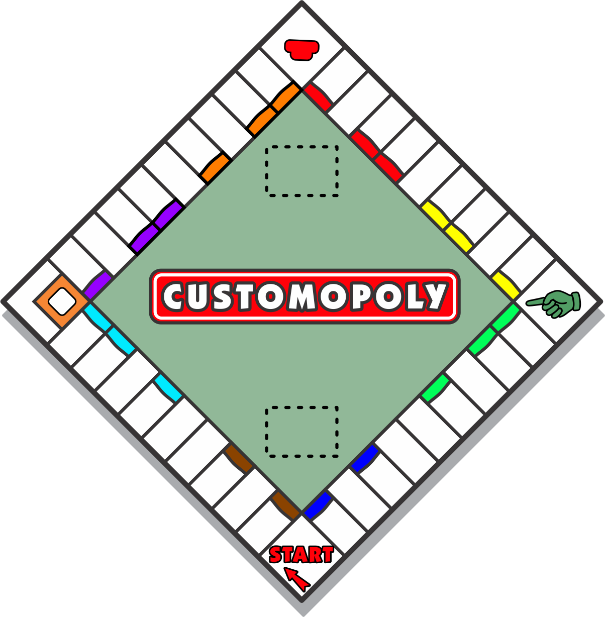Custom Monopoly Game Manufacturer