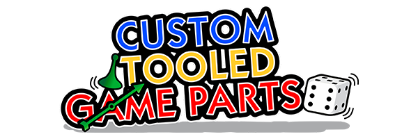 Custom Tooled Game Parts