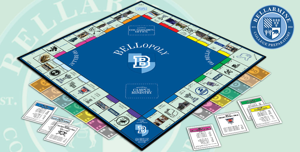 Bellopoly Monopoly Game