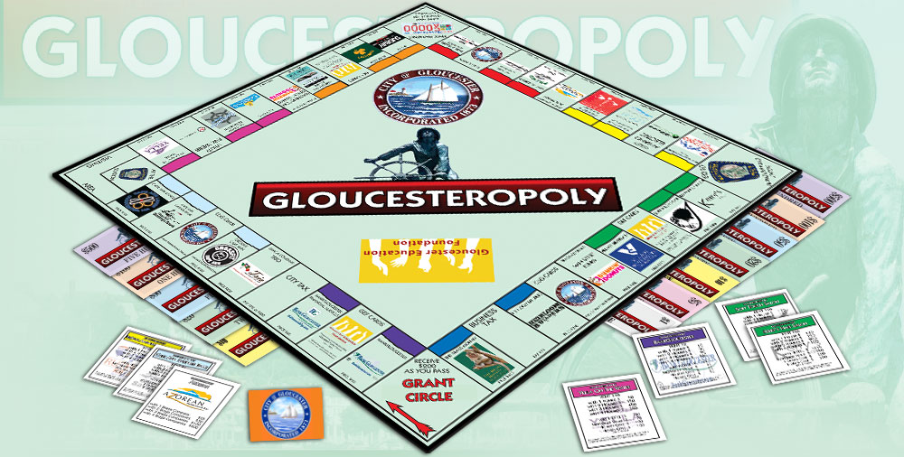Gloucester-opoly Monopoly game